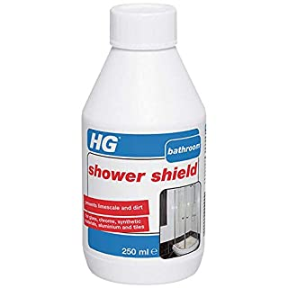 HG Shower Shield 300 ml – a strong protector for all materials in the shower and the bathroom