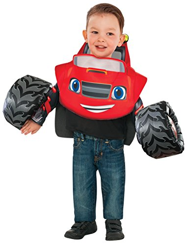 Toddler Blaze and the Monster Machines Fancy dress costume Small (Fancy Dress Monster)