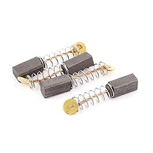 4 Stück 10mm x 5mm x 4mm Motor Carbon Bürsten für Generischer Elektromotor