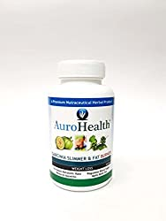 AuroHealth Garcinia Slimmer & Fat Burner - 60 Capsules