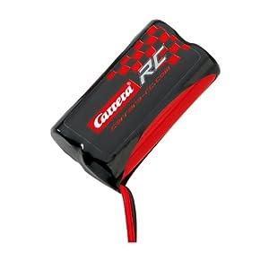 Carrera RC 370800001 - Batería para todos los coches Carrera RC 27 MHz (7,4 V, 700 mAh) importado de Alemania
