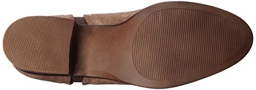 Steve Madden - Pullon, Stivali Donna Taupe Suede