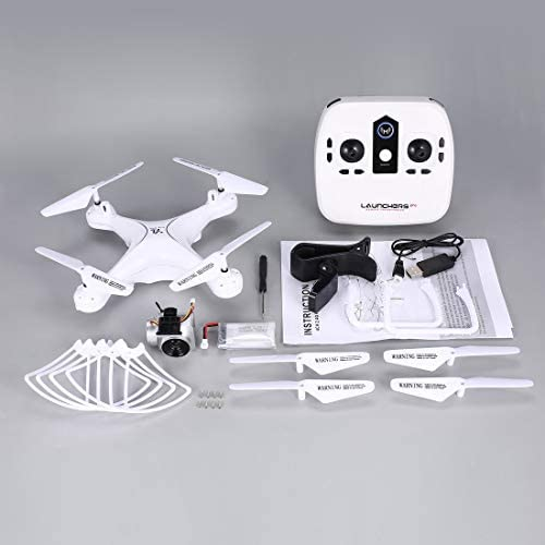S28 RC RC RC Drone 2.4G Selfie Quadcopter Avions avec caméra 720p HD WiFi FPV Altitude Hold 3D sans Fil Flip 18min Long Flight | Sélection Large  61be89
