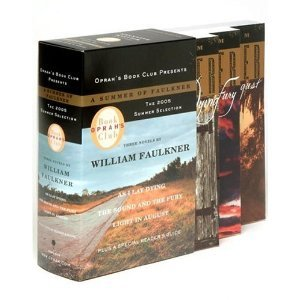 A Summer of Faulkner: As I Lay Dying/The Sound and the Fury/Light in August (Oprah's Book Club) by William Faulkner(2005-06-03) - Book Club Oprah