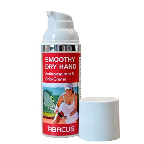 ABACUS Unisex- Erwachsene 4518 Smoothy Dry Hand Grip-Creme, 50 ml (Hand Griff)