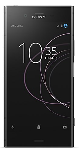 (Certified REFURBISHED) Sony Xperia XZ1 Dual (Black)