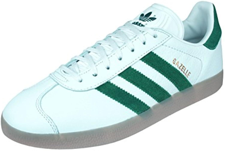 adidas Originals Herren Gazelle S76228 Gymnastikschuhe  Schwarz