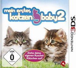 Preisvergleich Produktbild Mein erstes Katzenbaby 2 3DS