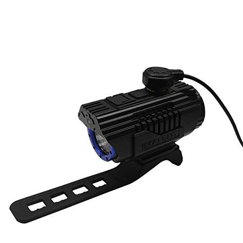 IMALENT BG10 USB Bike Light 2300 Lumens CREE LED Luz de bicicleta Recargable Magnética Luz delantera de ciclismo Impermeable Regulable Ciclismo Faro delantero