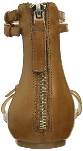 Nine West Onque synthétique Robe Sandal Medium Natural