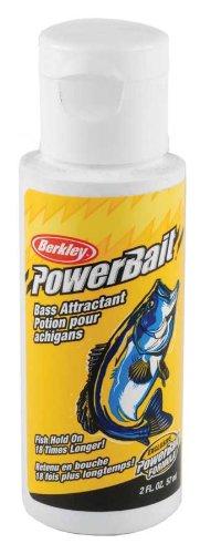 Berkley Powerbait Lockstoff, Unisex - Erwachsene, Bass Scent, 2-Ounce -