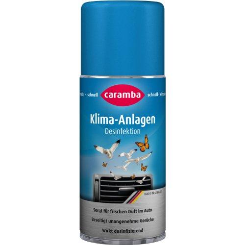 Caramba 631001 Klimaanlagen Desinfektion, 100 ml (Auto-klimaanlagen)