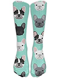 8cd16abec98 Funny Bag NEW French Bulldog Sweet Dog Puppy Puppies Dog Unisex Compression  Socks For Women s Men s