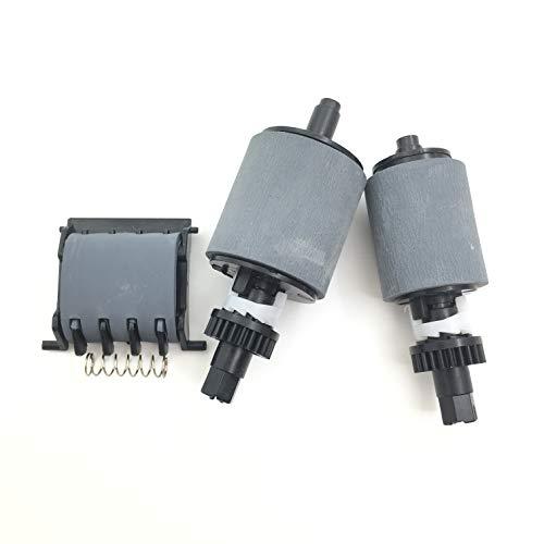 OKLI CF288-60016 CF288-60015 CF288-60021 A8P79-65001 ADF Feed Pickup Roller Separation Pad Kit für HP Pro 400 M401 M425 M525 M521 M476 M570 M521 M425DN M425DW M476NW M521DN M521DW M570DN M570DN M570DW -