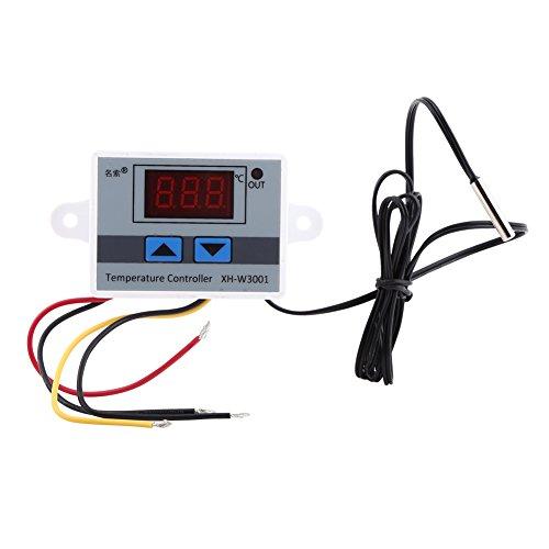 220V Digitale Thermostat Temperaturregler Kühlung und Heizung contrôl - Heizung Kühlung Thermostat
