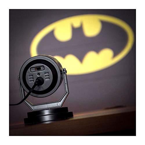 Zoom IMG-1 lampada a proiezione motivo batman