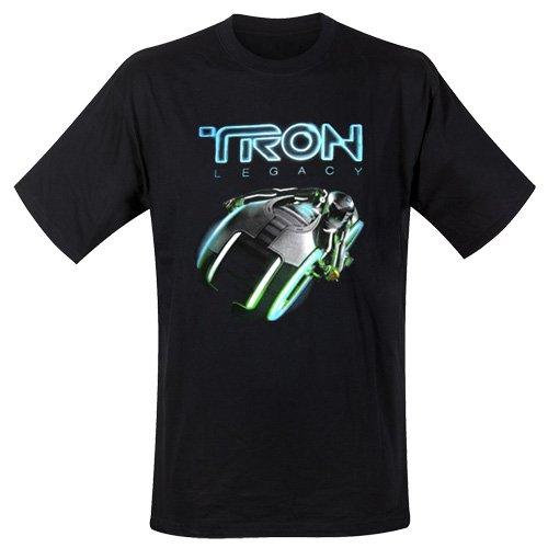 Tron Legacy - T-Shirt Bike (in M) (T-shirt Tron)