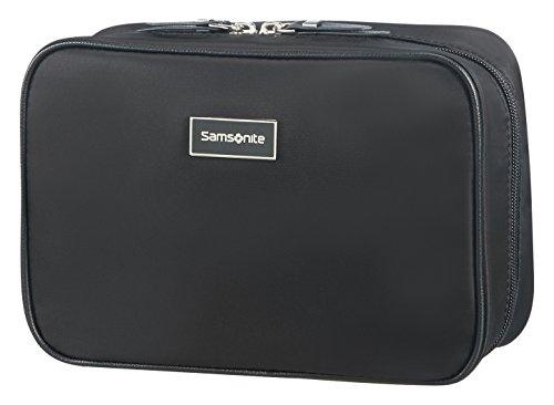 SAMSONITE Karissa Cosmetic Cases - Weekender Toiletsack, 22 cm, Schwarz