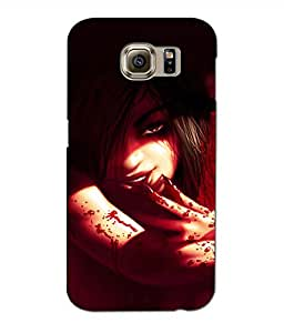 SAMSUNG NOTE 5 EDGE PRINTED BACK COVER BY aadia