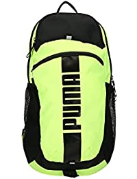 Puma 21 Ltrs Yellow Casual Backpack (7440104)