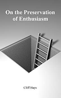 On the Preservation of Enthusiasm (English Edition) di [Hays, Cliff]