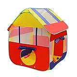 MagiDeal Tragbare Kinder Kinderspielhaus Spielzelt Indoor-Outdoor-Pop Up Spielzelt Haus Spielzeug