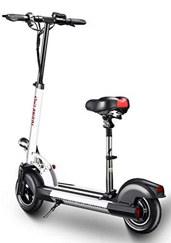 JL-Q 10 Zoll 36v Elektro-Roller tragbare Faltdämpfer Fahrrad Fahren Zweirad-Lithium-Akku-Roller