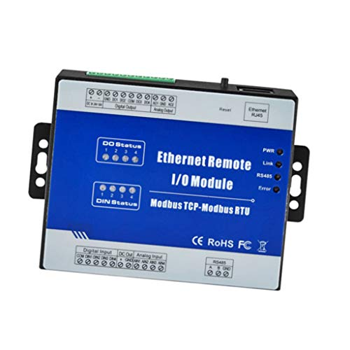 LOVIVER M210T Ethernet 4 CH Remote E/A Modul Für Die Heimautomation Web, IP, LAN, SPS Ethernet-digital-io