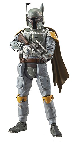 Star Wars Boba Fett 1/12 Scale Model Kit by Bandai (Fett Boba Spielzeug Blaster)