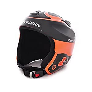 Rossignol Men's Radical Nine Ski Helmet - Black, Size: 58