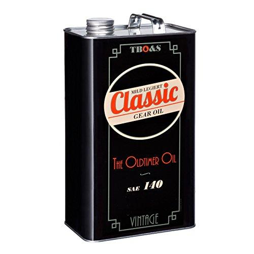 TBO&S Classic 5litri Gear Oil SAE 140cambio olio per d' epo
