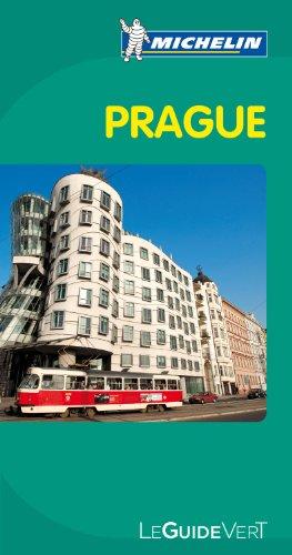 Guide Vert - PRAGUE (GUIDES VERTS/GROEN MICHELIN)