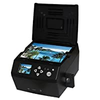 Emperor of GadgetsŽ 14MP Premium Photo Scanner / Film Scanner - Now Includes Free 8GB Memory Card! | Convert Photos and Film to Digital JPG Files