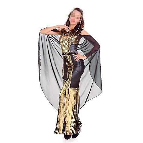 Arabische Kostüm Kleid - YyiHan Halloween Kostüm, Outfit Für Halloween Fasching Karneval Halloween Cosplay Horror Kostüm,Halloween Kostüme Arabische Kleider Griechische Göttin Cosplay Kostüme