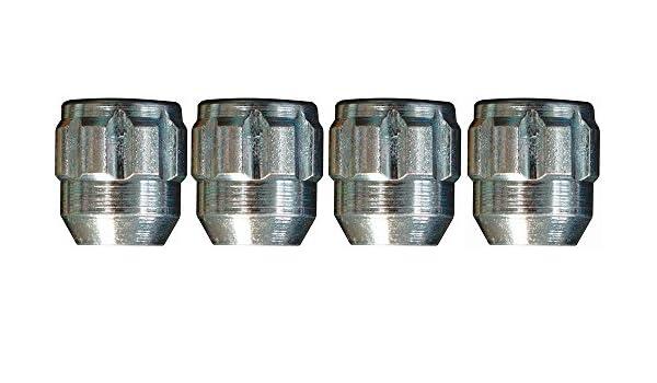 Set de 4 Cora 000108033/Ecrou Antivol pour Roue