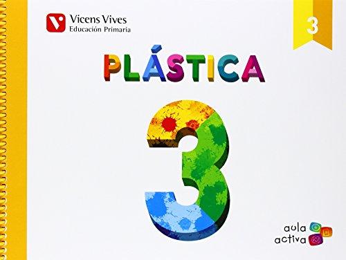 Aula Activa, plástica, 3 Educación Primaria por Isabel Ceballos Guerrero, Rafael Conrado Ruiz Espino