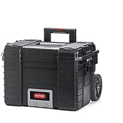 Keter M293050 - Carro herramientas rigid system