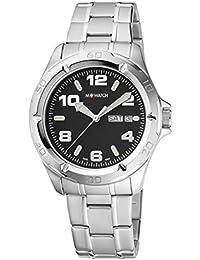 M-WATCH Drive 42 Analog Black Dial Men's Watch-WBD.16320.SJ