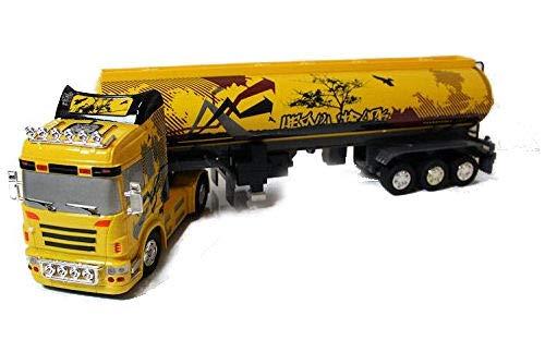 RC Lastwagen US Sound Truck ferngesteuerter LKW An-und Abkoppeln über Fernbedienung Mit Brems-und Motorgeräuschen
