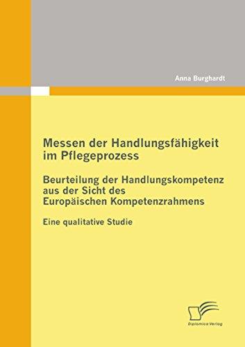 Download PDF by Anna Burghardt: Messen der Handlungsfähigkeit im ...