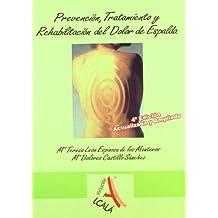 Prevencion, Tratamiento Y Rehabil (Riesgos laborales)