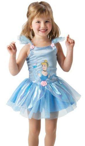 Disney Cinderella Ballerina Kostüm Alter 2-3
