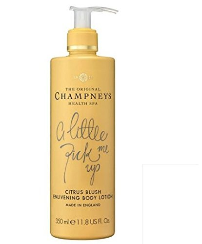 Champneys Citrus Blush Enlivening Body Lotion 350ml by Champneys -