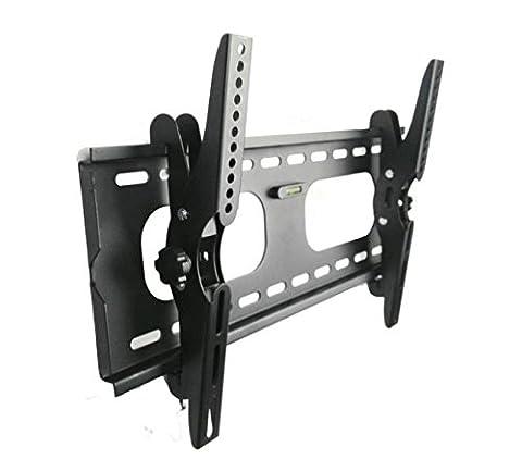 Hansee- TV-Wandhalterung, 20-55 Zoll TV Halterung für Universal-LED-LCD-Plasma-HDTV, 400x400mm / 600 * 600mm Verlängerung, 110Pfund Körpergewicht-Kapazität, Full Motion
