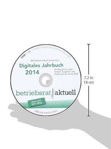 Betriebsrat aktuell Digitales Jahrbuch 2014 - 2