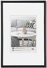 Walther Design KB070H Galeria, Cornice in Plastica, Nero, 50 x 70 cm, legno