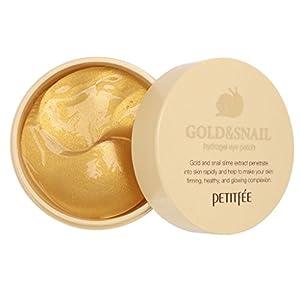 2Pack Gold & snail Hydrogel Eye patch (60pz)