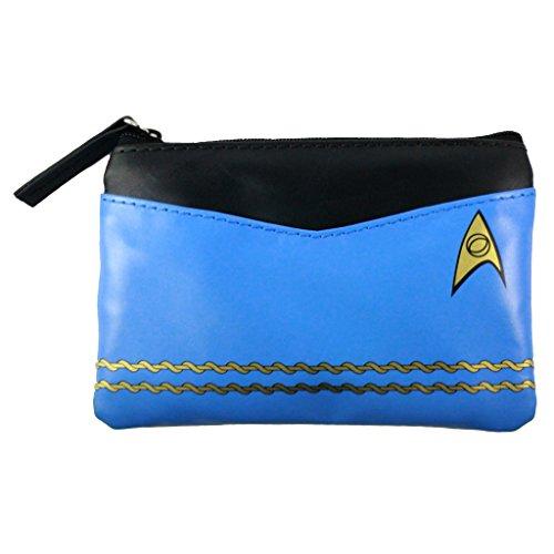 The Coop Star Trek Original Series Blaue Uniform Coin ()