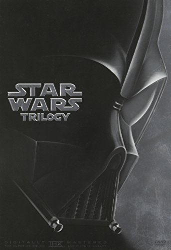 Star Wars Trilogy (A New Hope / The Empire Strikes Back / Return of the Jedi) (Widescreen Edition with Bonus Disc) by Mark Hamill