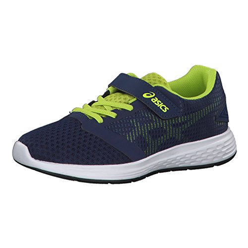 Asics Patriot 10 PS, Chaussures de Running Mixte Enfant